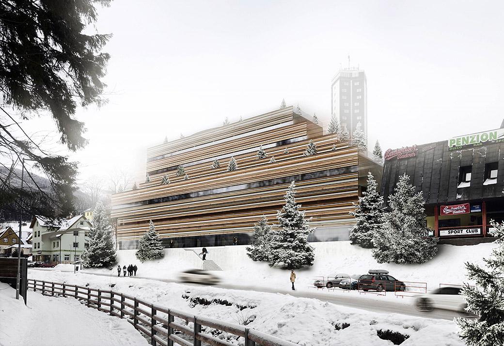 Hotel Pec pod Sněžkou