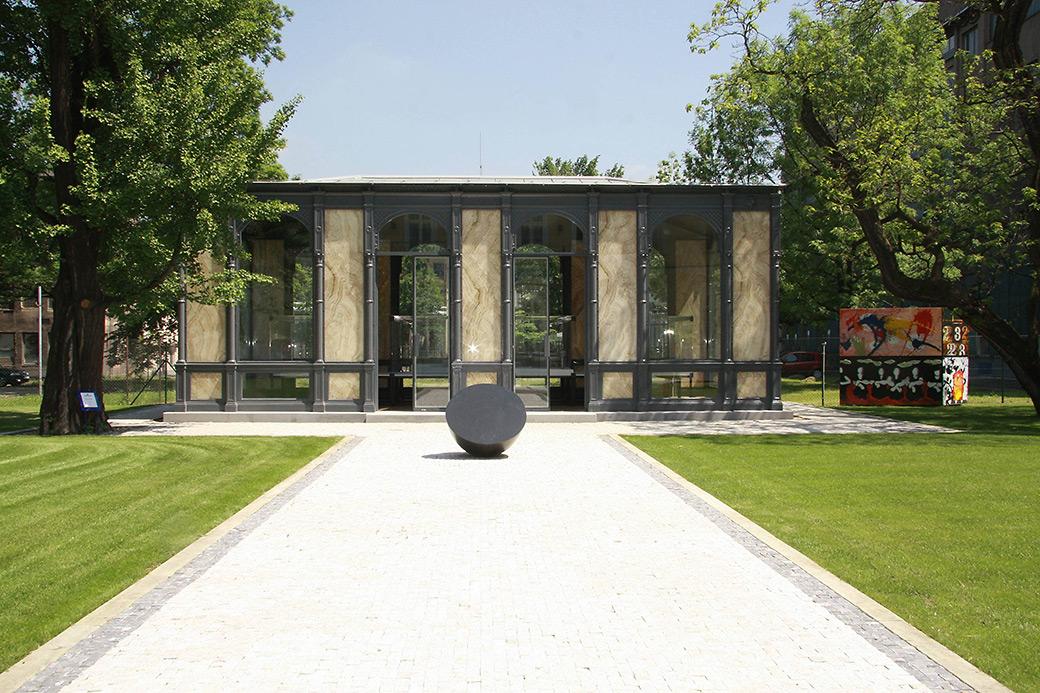 Výstavní pavilonek Vítkovice