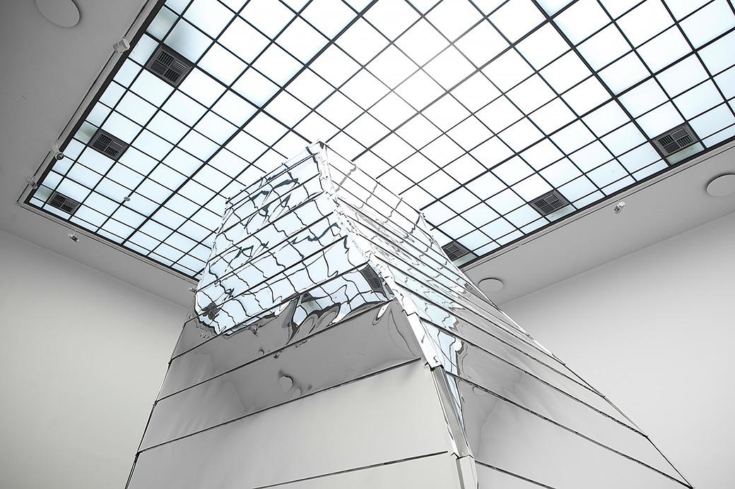 Výstava Útroby architektury