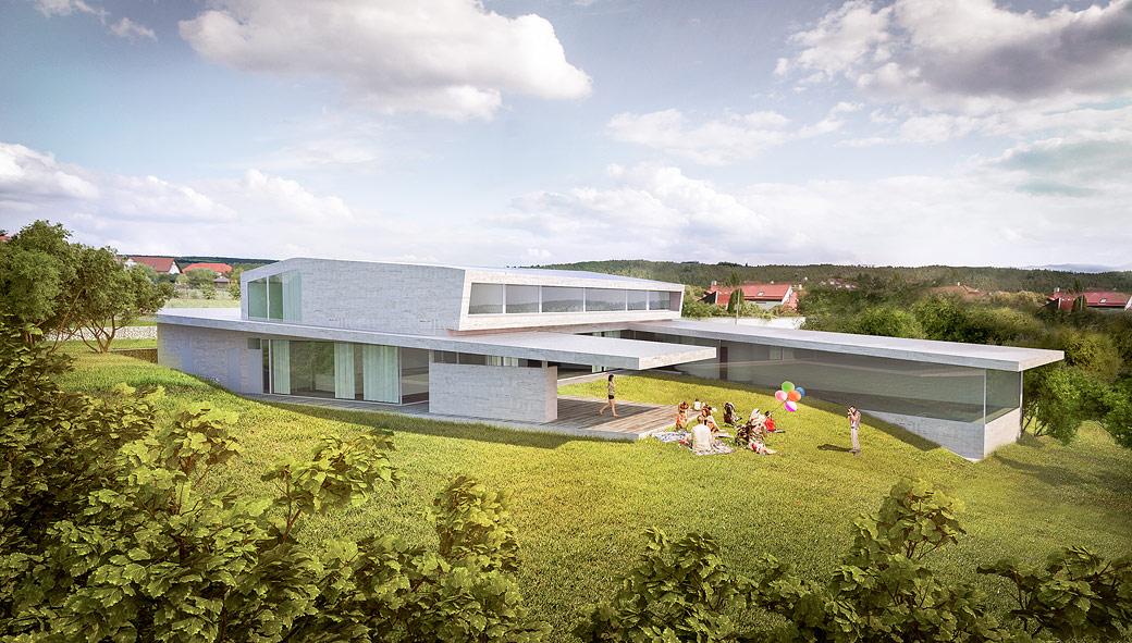 House near Brno