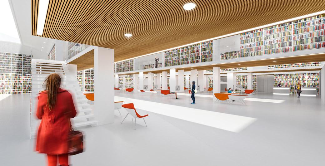 Library TUL