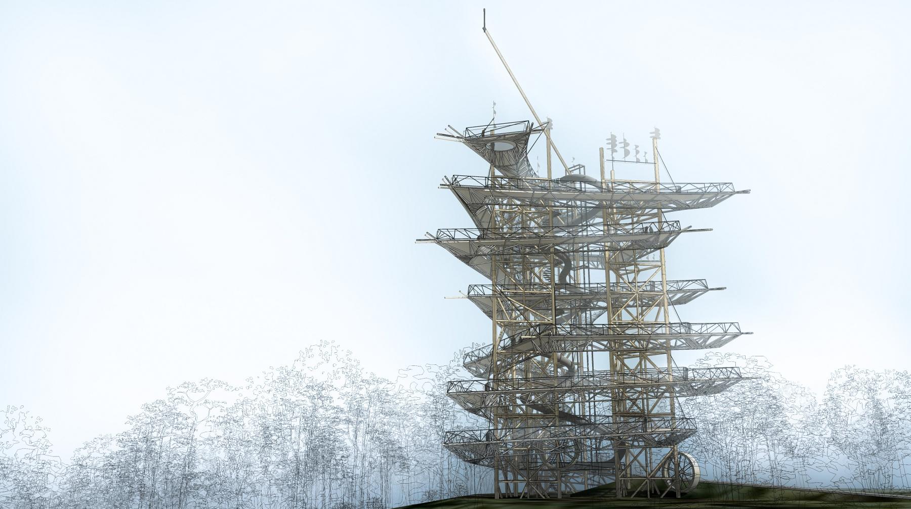 Mačacia veža