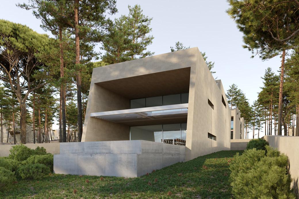 House in Croatia