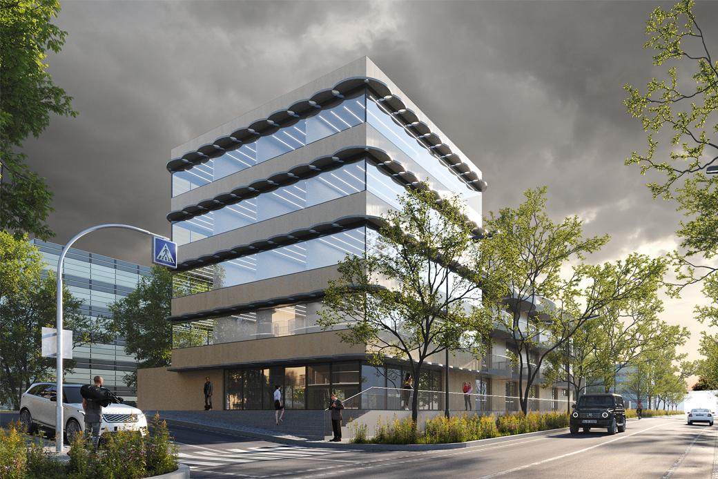 Apartment building Olomouc