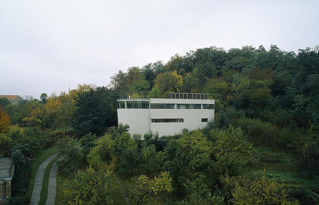 Rodinný dům na Červeném kopci