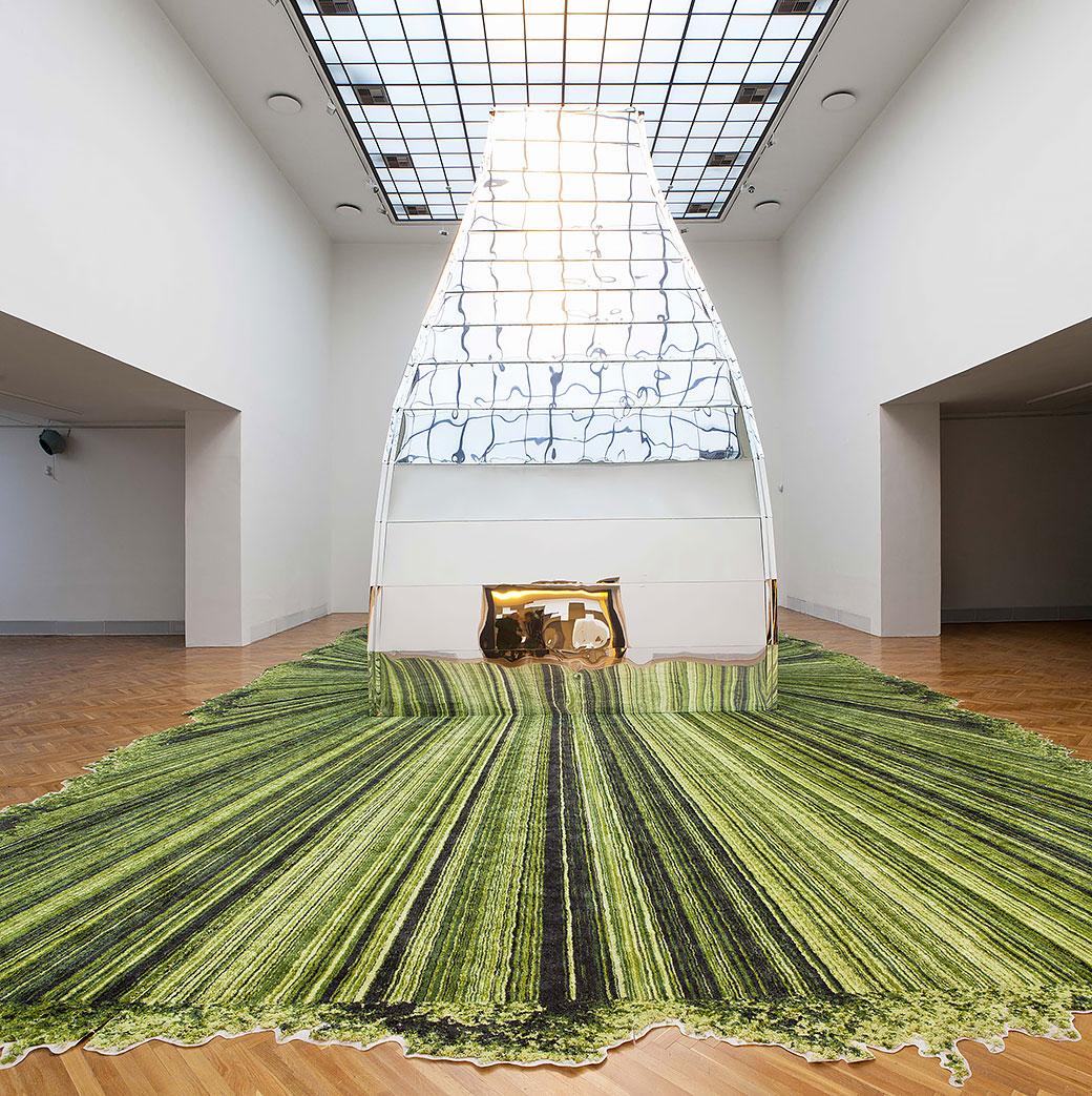 Zdeněk Fránek: Interior of Architecture