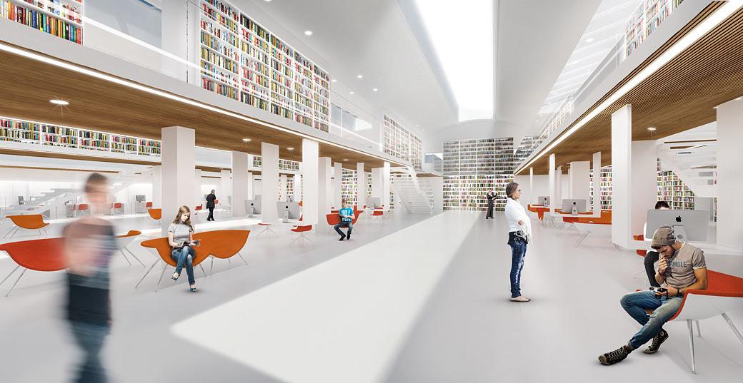 Knihovna TUL